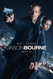 Jason Bourne's cover