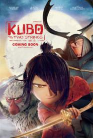 Kubo and the Two Strings's cover