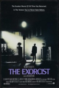 The Exorcist's cover