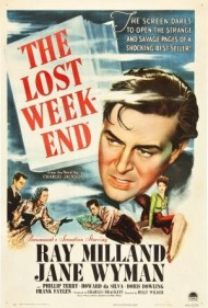 The Lost Weekend's cover