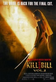 Kill Bill: Vol. 2's cover