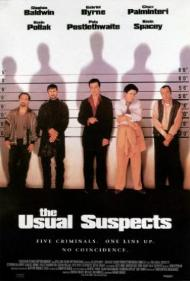 The Usual Suspects's cover
