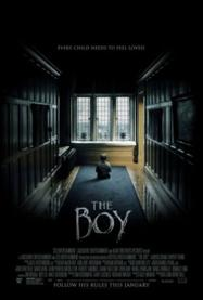 The Boy's cover