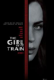 The Girl on the Train's cover