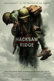 Hacksaw Ridge's cover