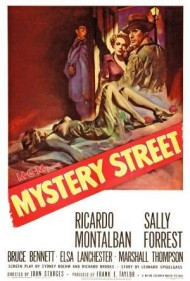 Mystery Street's cover