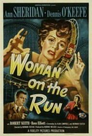 Woman on the Run's cover