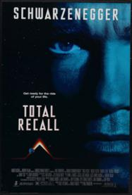 Total Recall's cover