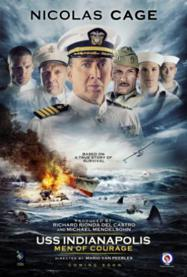 USS Indianapolis: Men of Courage's cover