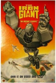 The Iron Giant's cover