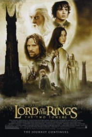 The Lord of the Rings: The Two Towers's cover
