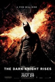 The Dark Knight Rises's cover