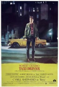 Taxi Driver's cover