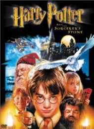 Harry Potter and the Sorcerer's Stone's cover