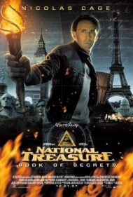 National Treasure: Book of Secrets's cover