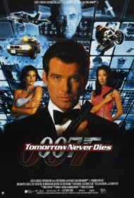 Tomorrow Never Dies's cover