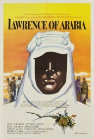 Lawrence of Arabia's cover