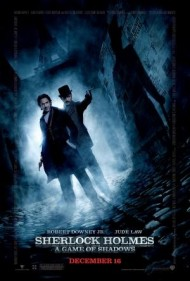 Sherlock Holmes: A Game of Shadows's cover
