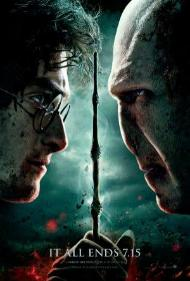 Harry Potter and the Deathly Hallows: Part 2's cover