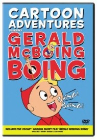 Gerald McBoing-Boing's cover