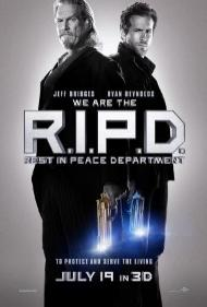 R.I.P.D.'s cover