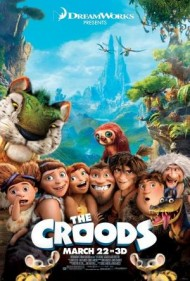The Croods's cover
