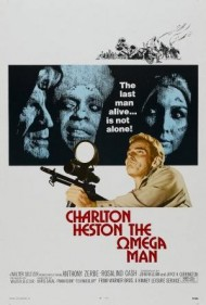 The Omega Man's cover