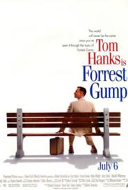 Forrest Gump's cover