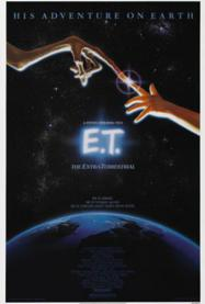 E.T. the Extra-Terrestrial's cover
