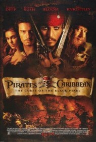 Pirates of the Caribbean: The Curse of the Black Pearl's cover