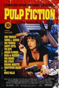 Pulp Fiction's cover