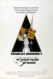 A Clockwork Orange's cover
