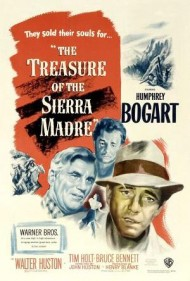 The Treasure of the Sierra Madre's cover