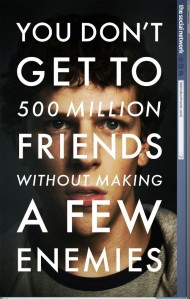 The Social Network's cover