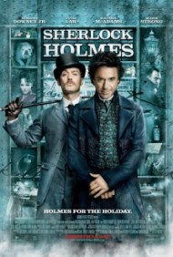 Sherlock Holmes's cover