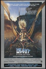 Heavy Metal's cover