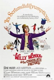 Willy Wonka & the Chocolate Factory's cover