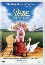 Babe: Pig in the City's cover