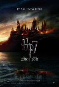 Harry Potter and the Deathly Hallows: Part 1's cover