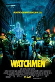 Watchmen's cover