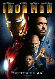 Iron Man's cover