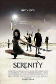 Serenity's cover
