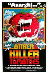 Attack of the Killer Tomatoes!'s cover