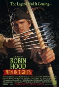 Robin Hood: Men in Tights's cover