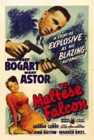 The Maltese Falcon's cover