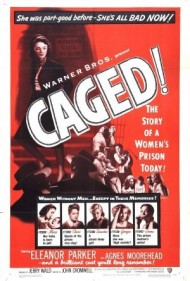 Caged's cover
