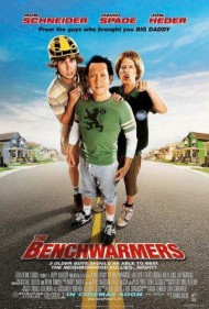 The Benchwarmers's cover