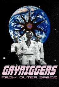 Gayniggers from Outer Space's cover