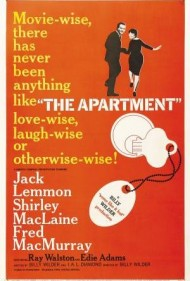 The Apartment's cover