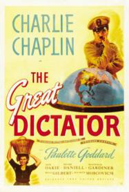 The Great Dictator's cover